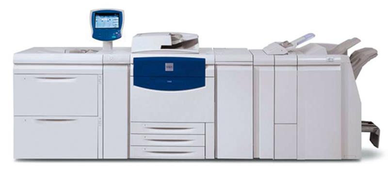 Utilizamos la última tecnología en impresión
